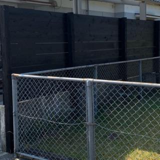 フェンス作成致します😄見積り無料