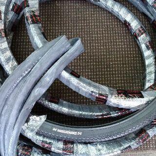 BRIDGESTONE [持ち帰り]一般タイヤ&チューブ 1本セット