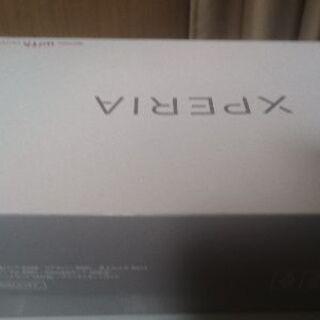 Xperia AX SO-01E 箱のみ