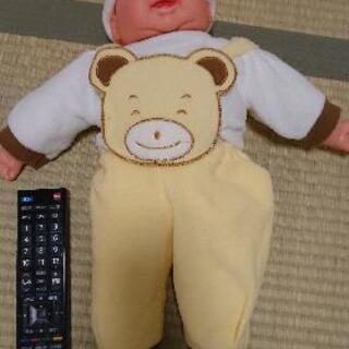 新品 ベビーマッサージ 人形 赤ちゃん おままごと