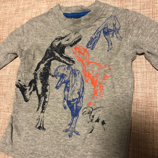 babyGAP 恐竜 ロンT