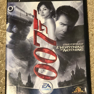 PS2ソフト 007EVERYTHNG or NOTHNG