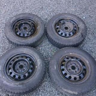 175/70R14 スタッドレスタイヤ4本セット
