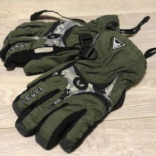 LEVELグローブ手袋(LEVEL手袋)