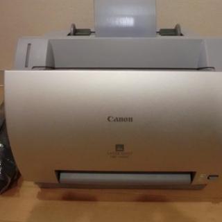 キャノンレザープリンターLBP-1110SE