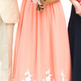 カラードレス(クリーニング済)