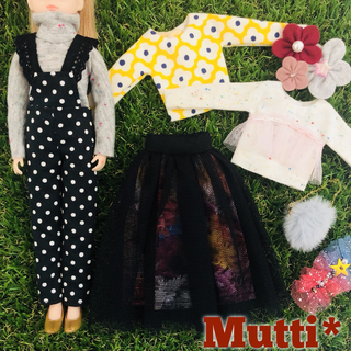 Xmasマルシェ出店 【moelleux + Mutti*】