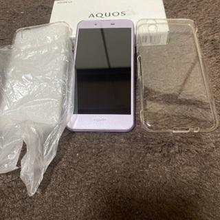 AQUOS SH-L02 使用頻度1ヶ月くらい