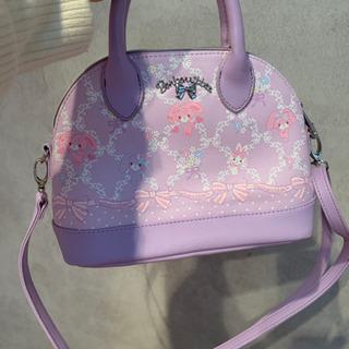 ボンボンりぼんちゃんの鞄