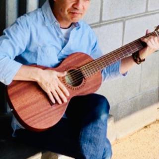 ギター弾き語り教室♪