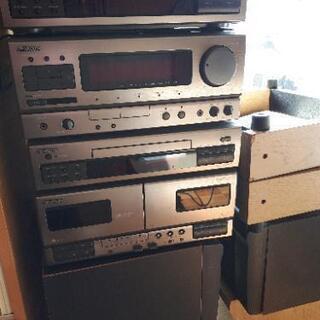 カセット、CD、ラジオ オーディオ