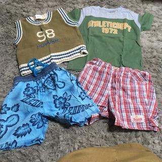 男の子 95 Tシャツ まとめ売り 水着 ギリギリ価格 4点セット