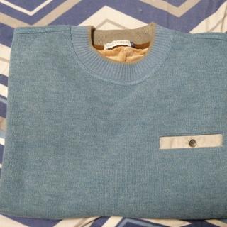 予約済 No14 古着 紳士用セーター LLサイズ