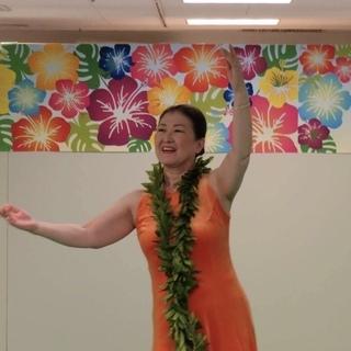 フラダンス教室♪Aloha Hula O Ka Lani(アロハ...