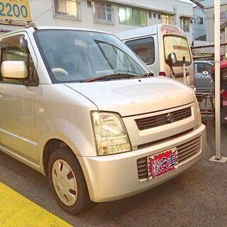 H17 ワゴンR車検2020/3 格安 軽4