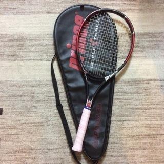 プリンス 硬式テニスラケット TRIPLE THREAT ケース付き