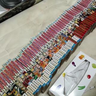 NARUTO 1-50巻