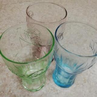 コカコーラ グラス3個