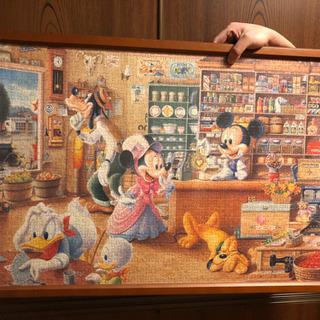 パズル ディズニー ミッキーマウス 中古
