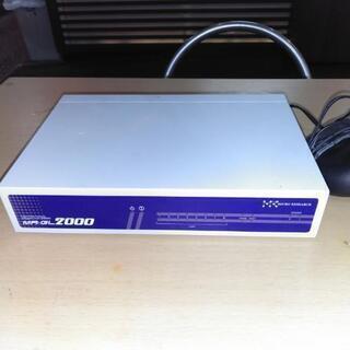 マイクロリサーチ社 MR-GL2000