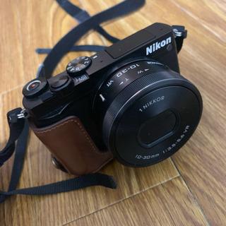 Nikon1 J5 36000→34000値下げしました