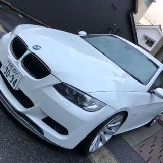 BMW 320i(E92)Msports coupe オプション多数