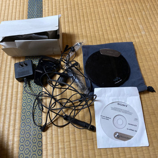 SONY CDプレーヤー D-NE820