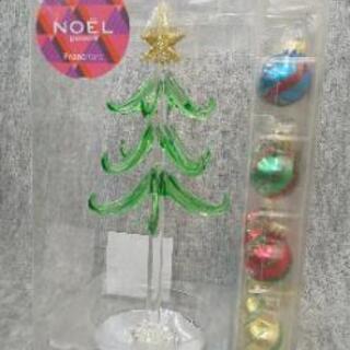 FrancFranc  Christmas tree (ガラス製)