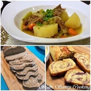 アイリッシュ&ブリティッシュ料理講習