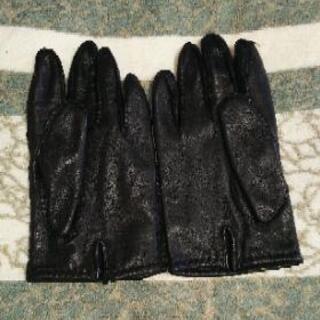羊皮レディース手袋