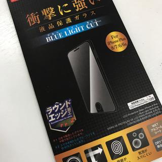 画面保護ガラスiPhone Plus8/7/6/6s