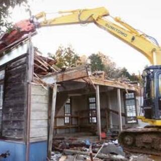 建物解体ちょっと待った!解体する前に出来る節約方法!
