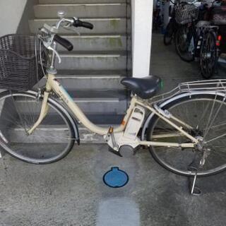 【激安出品】パナソニック製の電動自転車