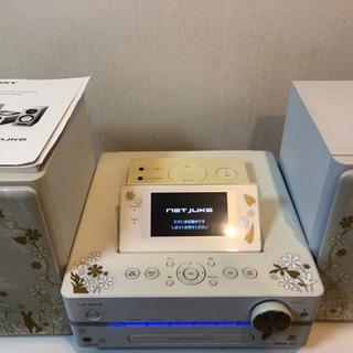 値下げしました!!SONY HDD搭載ネットワークオーディオシステム