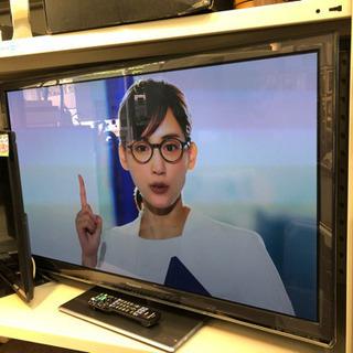 Panasonic 42V 3D対応 ハイビジョンプラズマテレビ...