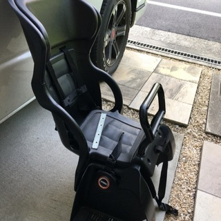 自転車のリア チャイルドシート