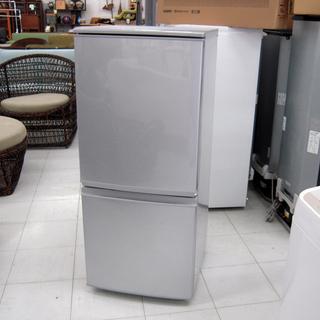 シャープ 冷蔵庫 137L冷蔵庫 2ドア 一人暮らしサイズ 20...