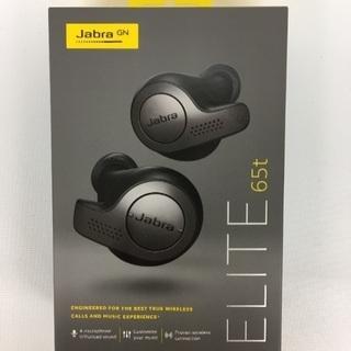 【新品】Jabra ELITE 65t ワイヤレスイヤホン