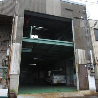 工場・倉庫♫クレーン付きで便利♫プレハブ事務所付き♫