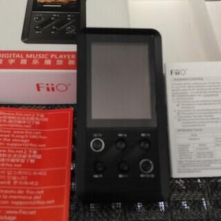 Fiio x3 デジタルオーディオプレーヤー(初代)美品