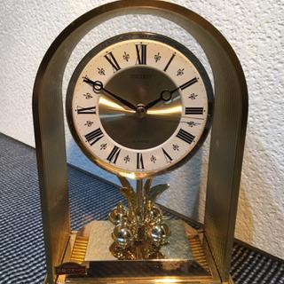 SEIKO置き時計✩.*˚未使用品