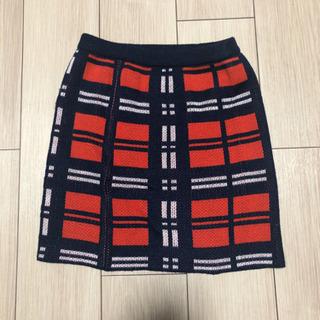 ロペピクニック ニットスカート