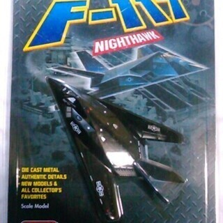 F-117 ナイトホーク REALTOY