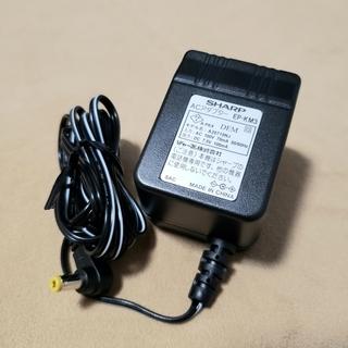 SHARP 電話機用 ACアダプター EP-KM3