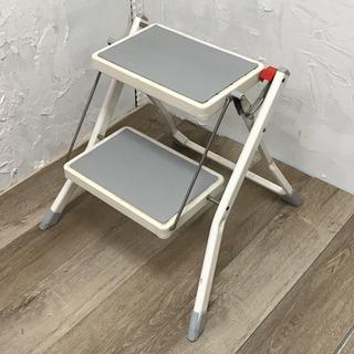 西ドイツ製 折りたたみ踏み台