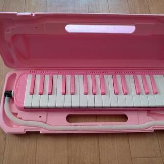鍵盤ハーモニカ メロディピアノ 32鍵 サクラ P3001-32...