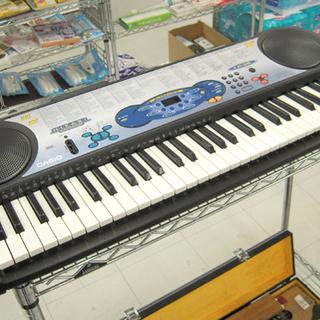 CASIO/カシオ 電子ピアノ 電子キーボード  光ナビゲーショ...