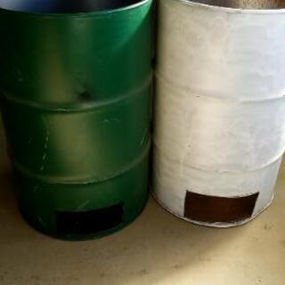 ドラム缶 加工品