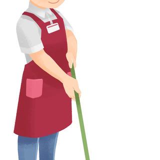 【土日祝のみでOK!】月5万円程度の清掃のお仕事