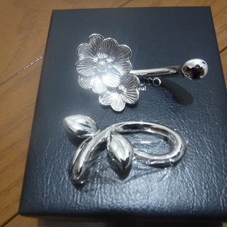 【年末一掃】MIKIMOTOミキモト箸置き ~X'masプレゼントに~